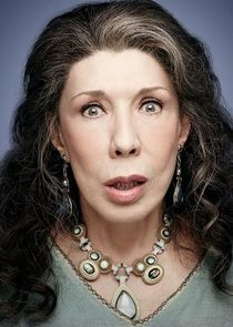 In Grace and Frankie as Frankie Bergstein