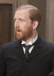 In Mr. Selfridge as Mr. Grove
