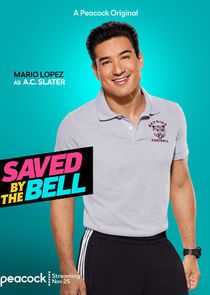 In Saved by the Bell (2020) as A.C. Slater