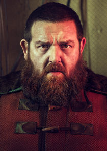In Into The Badlands as Bajie