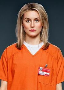 In Orange is the New Black as Piper Chapman