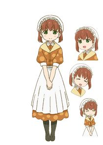 In Miss Kobayashi's Dragon Maid as Georgie Saikawa