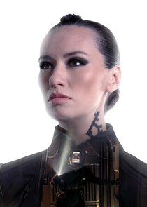 In The Expanse as Camina Drummer