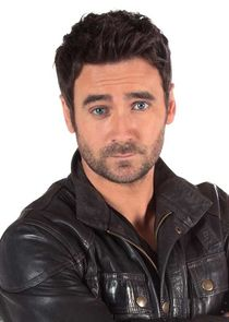In Republic of Doyle as Jake Doyle