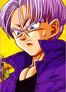 In Dragon Ball Super as Trunks