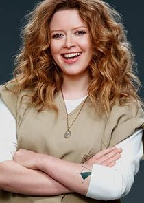 In Orange Is the New Black as Nicky Nichols