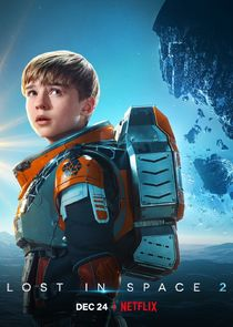 In Lost in Space (2018) as Will Robinson