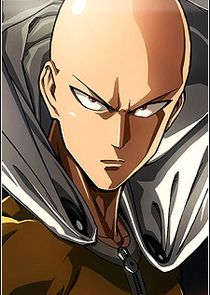 In One Punch Man as Saitama