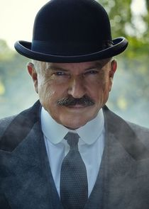 In Peaky Blinders as Major Chester Campbell