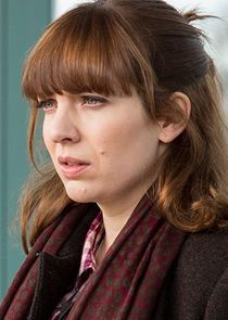 In Humans as Laura Hawkins