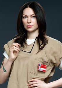 In Orange is the New Black as Alex Vause