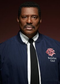 In Chicago Fire as Battalion Chief Wallace Boden