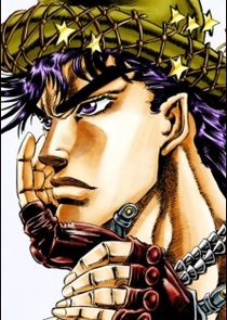 In JoJo's Bizarre Adventure (2012) as Joseph Joestar