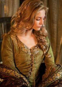 In Camelot as Guinevere