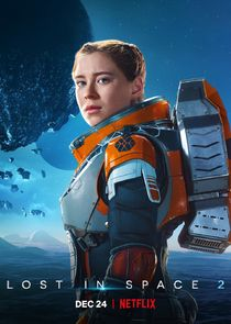 In Lost in Space (2018) as Penny Robinson