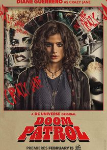 In Doom Patrol as Crazy Jane