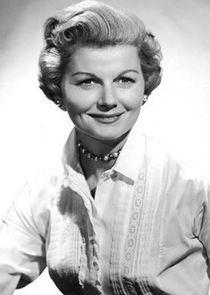 In Leave It to Beaver as June Cleaver