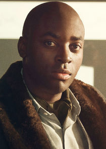 In Pennyworth as Deon