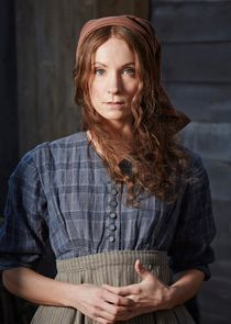 In Dark Angel (2016) as Mary Ann Cotton