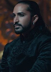 In Marco Polo (2014) as Ahmad