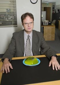 In The Office (US) as Dwight Schrute