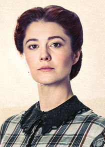 In Mercy Street as Mary Phinney