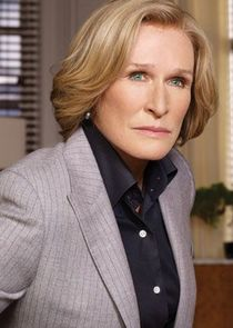 In Damages as Patty Hewes
