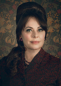 In Pennyworth as Peggy Sykes