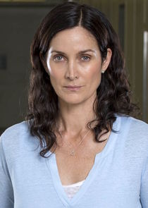In Humans as Dr. Athena Morrow