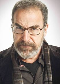 In Homeland as Saul Berenson