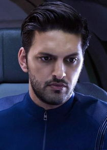 In Star Trek: Discovery as Lieutenant Ash Tyler