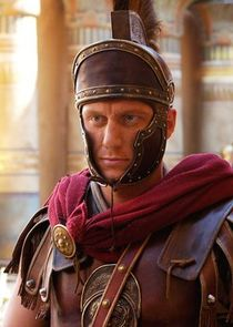 In Rome as Lucius Vorenus