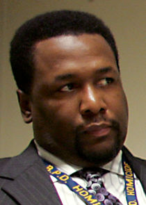 In The Wire as Det. William