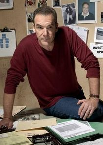 In Criminal Minds as Jason Gideon
