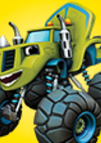 In Blaze and the Monster Machines as Zeg