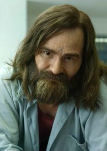 In MINDHUNTER as Charles Manson