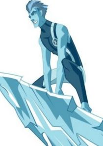 In Wolverine and the X-Men as Bobby Drake / Iceman