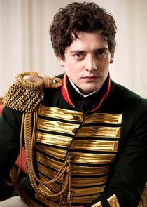 In War and Peace (2015) as Boris Drubetskoy