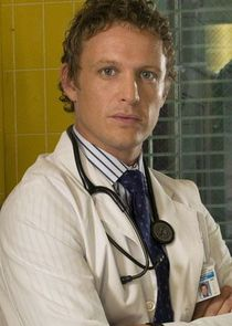 In ER as Dr. Simon Brenner