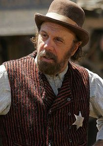 In Deadwood as Charlie Utter