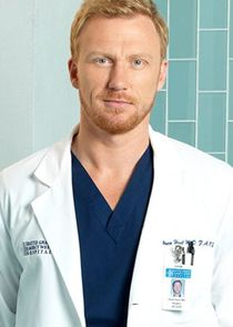 In Grey's Anatomy: B-Team as Dr. Owen Hunt