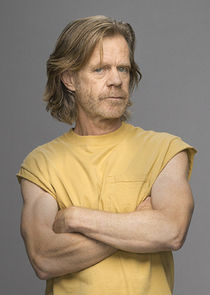 In Shameless as Frank Gallagher