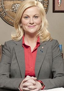In Parks and Recreation as Leslie Knope