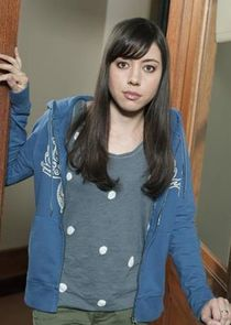 In Parks and Recreation as April Ludgate
