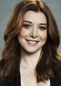 In How I Met Your Mother as Lily Aldrin