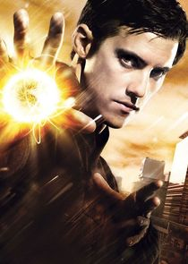 In Heroes as Peter Petrelli