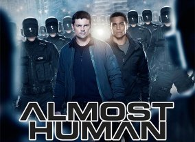 Almost Human (TV series) - Wikipedia
