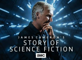 AMC Visionaries: James Cameron's Story of Science Fiction