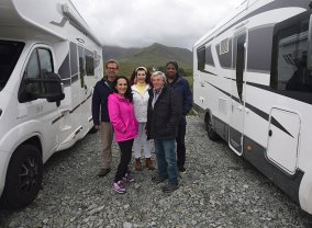 Celebrity 5 Go Motorhoming