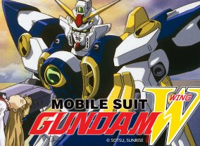 Mobile Suit Gundam Wing